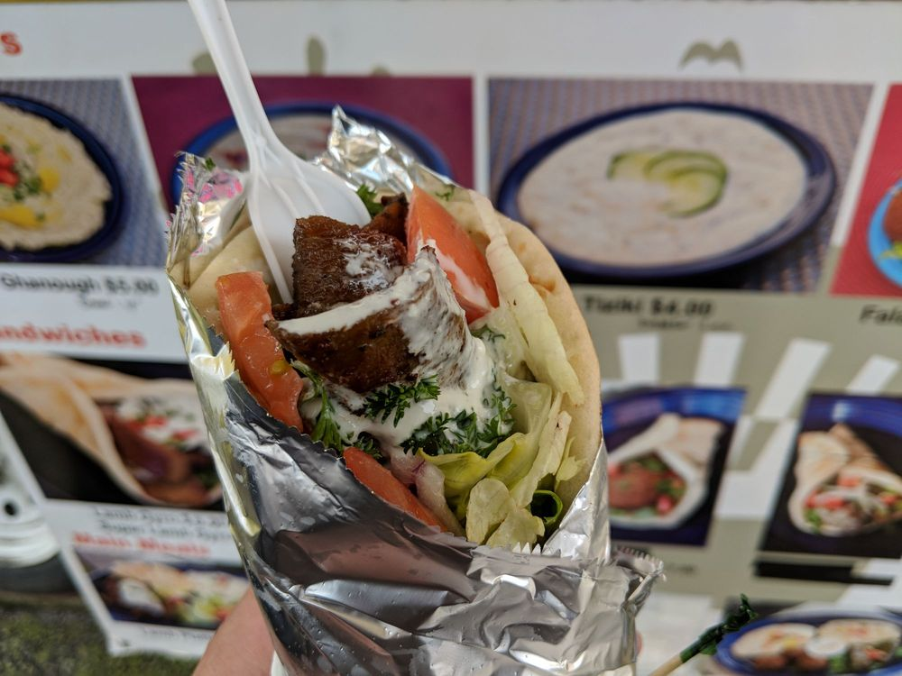 A Taste of Greek: 321 Sw 2nd Ave, Portland, OR