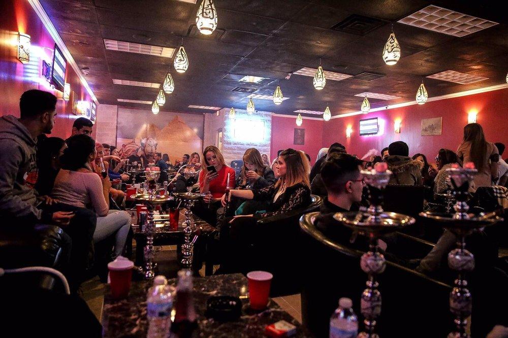Photos for cairo nights hookah lounge yelp - Shisha bar lounge mobel ...