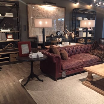 Photo of Restoration Hardware - Edina, MN, United States. Showroom