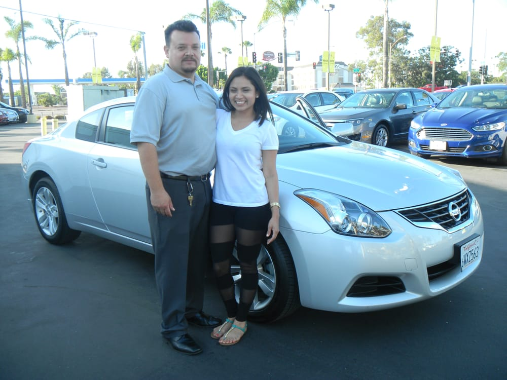 getting my altima with luis at hertz car sales sd yelp. Black Bedroom Furniture Sets. Home Design Ideas