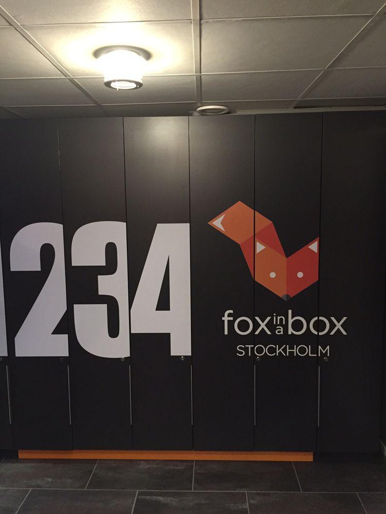 fox in a box stockholm