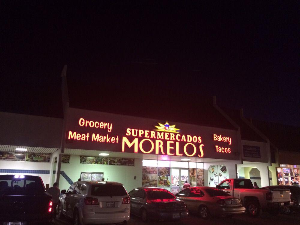 Super Meracado Morelos: 1001 W Frontage Rd, Alamo, TX