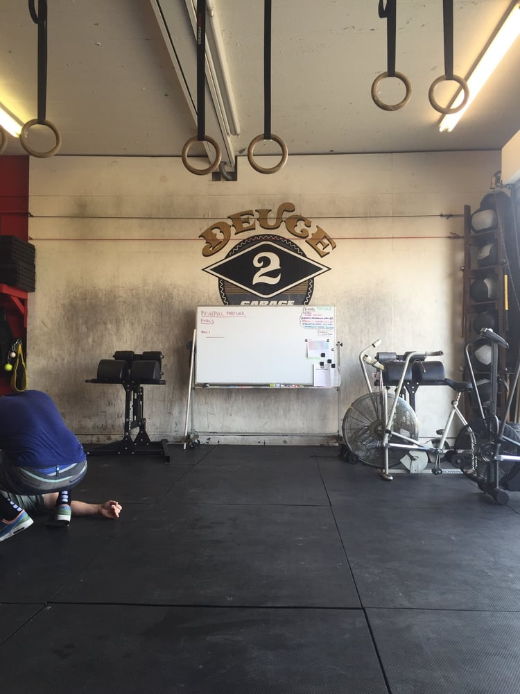 DEUCE Gym
