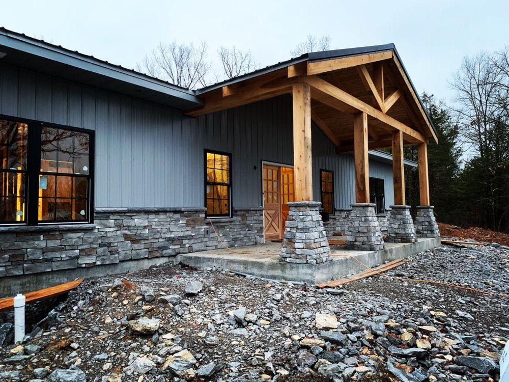 Goodin Concrete And Masonry: Woodbury, TN
