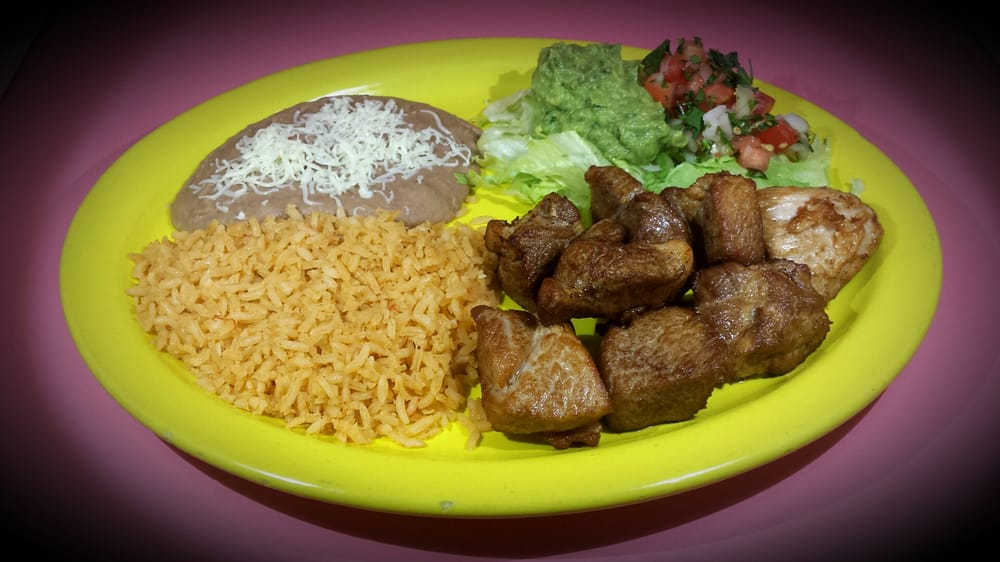 Carnitas a la Plancha, our most popular dish. - Yelp
