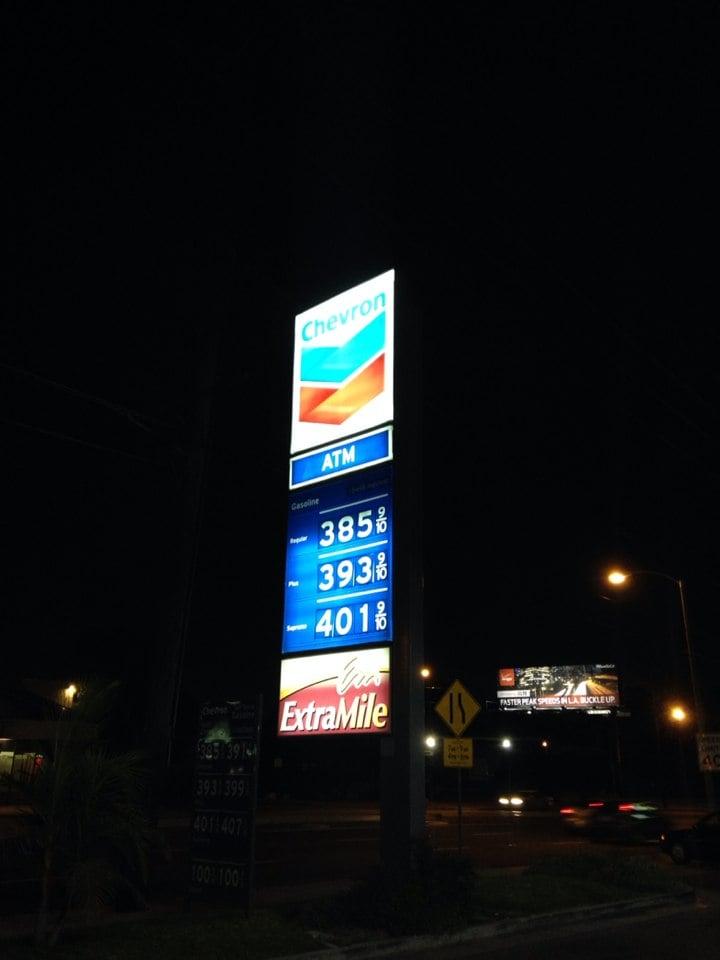 E85 Gas Stations Near Me >> Royce Chevron - 11 Photos - Gas Stations - 1250 Sepulveda Blvd, Harbor City, CA - Phone Number ...