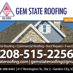 Photo Of Gem State Roofing   Garden City, ID, United States. Ad Powered