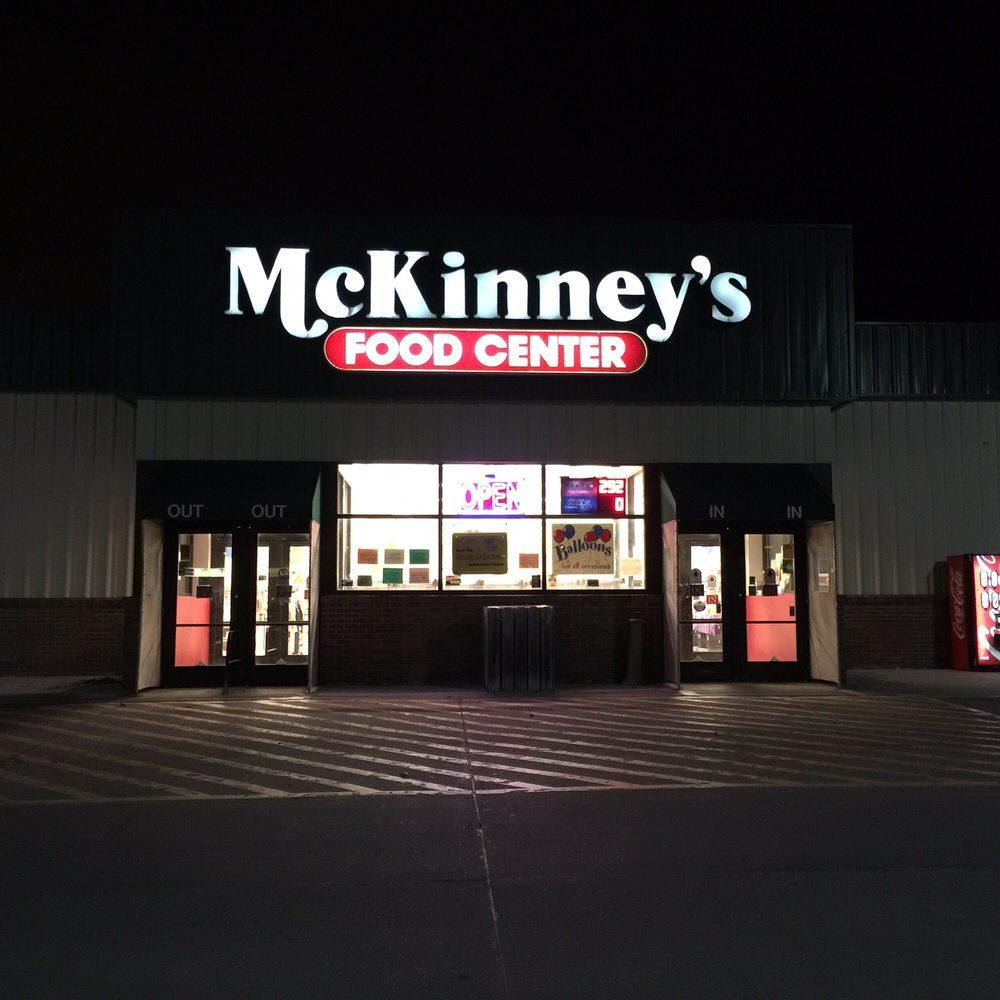 McKinney's Food Center: 215 Enterprise Dr, Gretna, NE