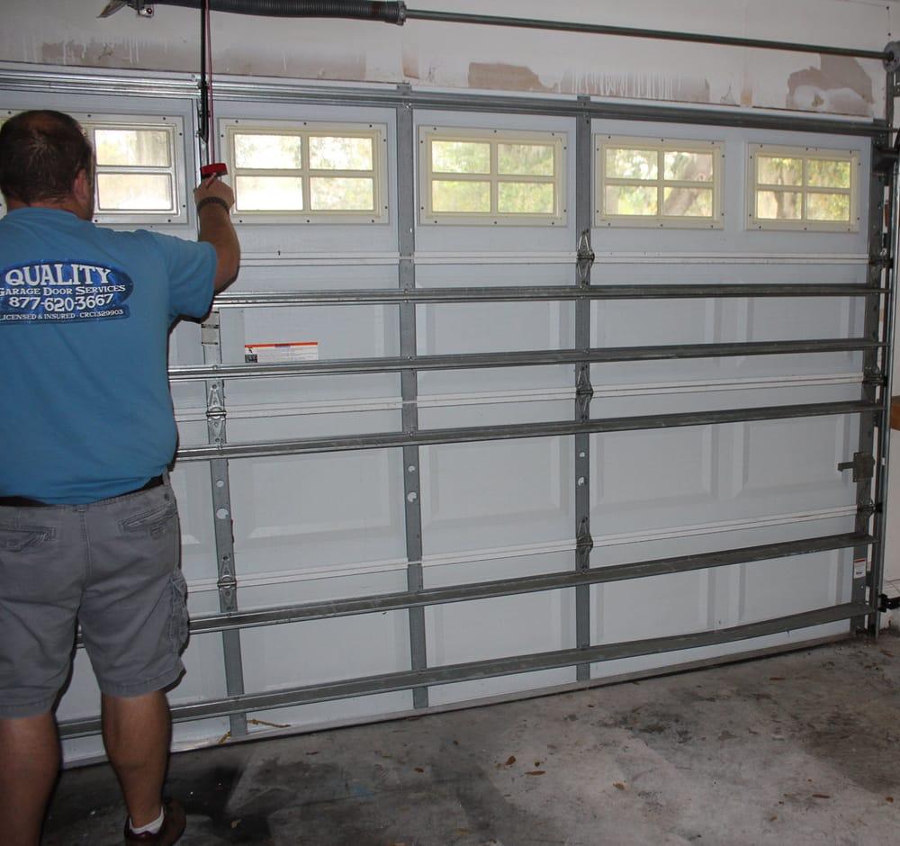 Do You Have A Broken Garage Door Spring We Can Get You