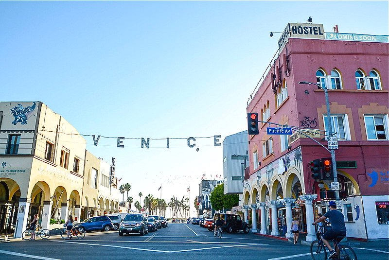 Photo Of Venice Beach Bike Tours Los Angeles Ca United States