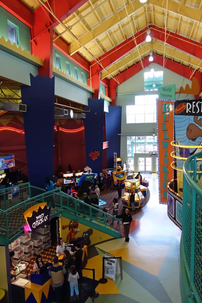 Photos for Tukwila Family Fun Center & Bullwinkle's Restaurant - Yelp