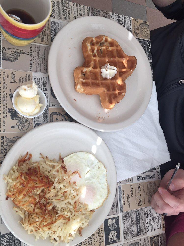 Benbrook Cafe Menu