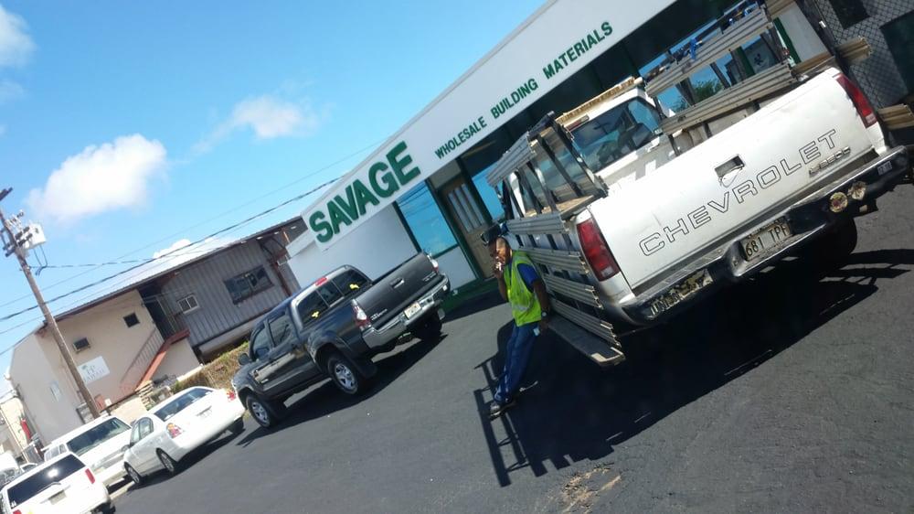 Building Supplies Honolulu