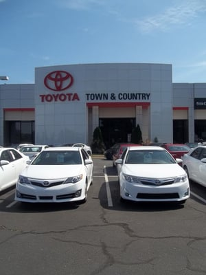 Town And Country Toyota 9101 South Blvd Charlotte, NC Auto Dealers    MapQuest