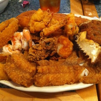 Photo Of Mayflower Seafood Restaurant Concord Nc United States Fisherman S Platter