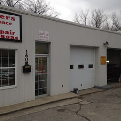 Mueller S Performance And Auto Repair Garages 1600 E