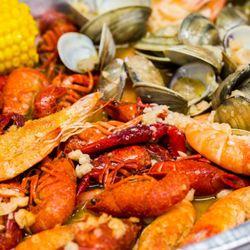 Live Crawfish Seafood Rva