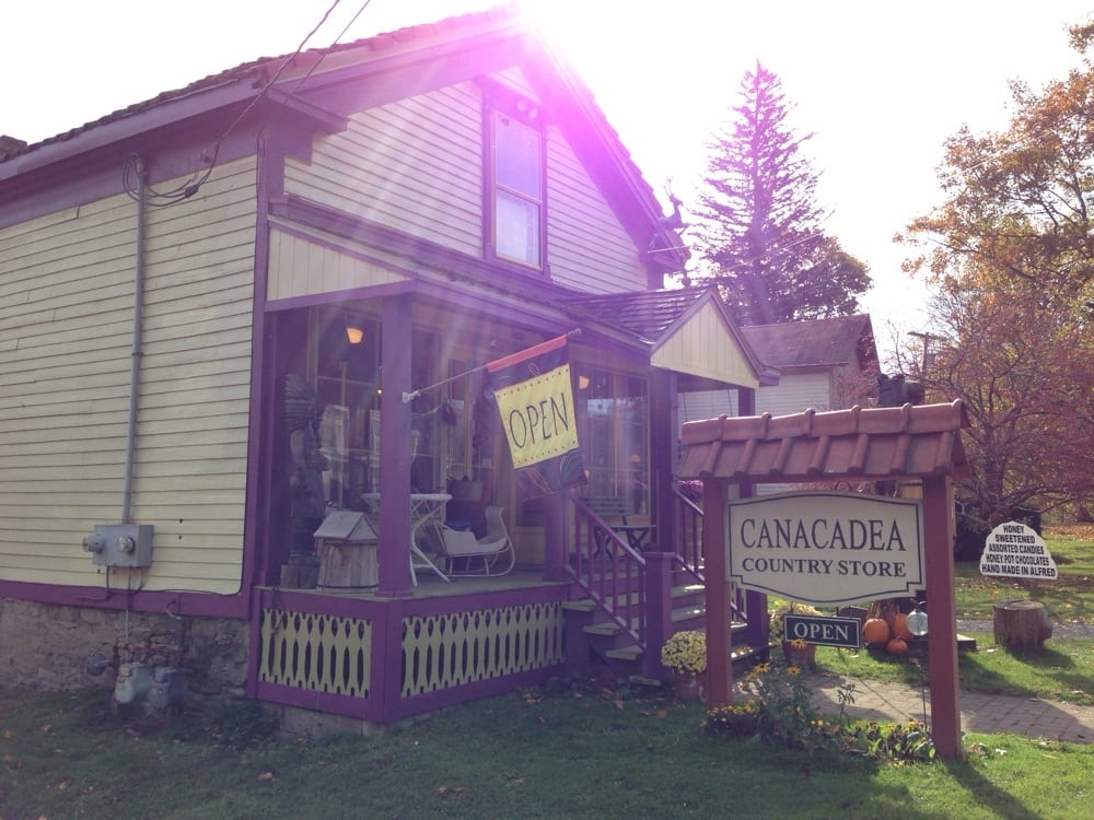 Canacadea Country Store: 599 State Route 244, Alfred Station, NY