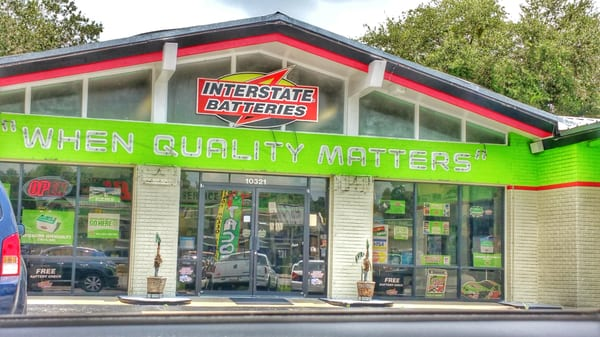 Interstate Battery 10321 N Dale Mabry Hwy Tampa, FL