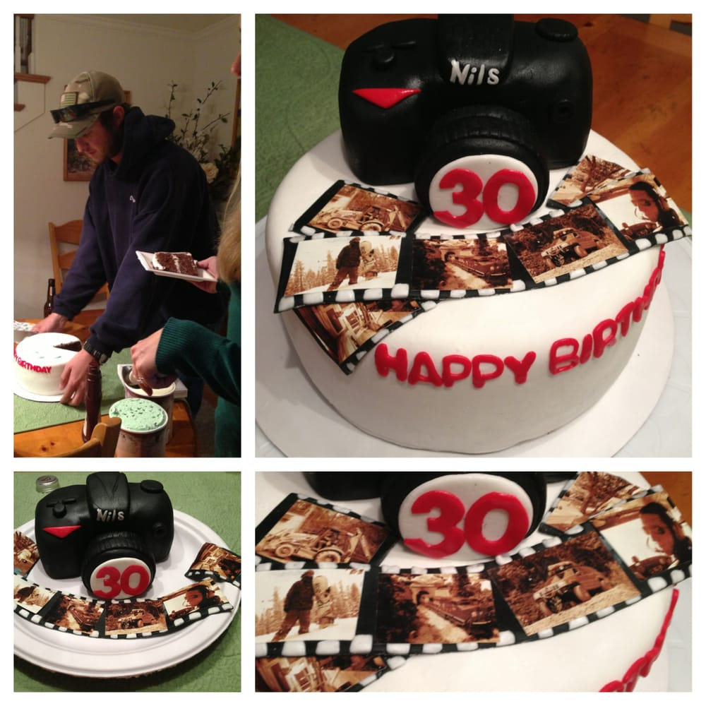 The Awesome 30th Birthday Cake Chai Made My Husband Yelp