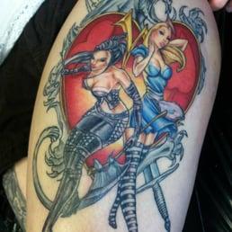 Ryan Lockwood - Tattoo Artist - Art Galleries - Austin, TX - Phone ...
