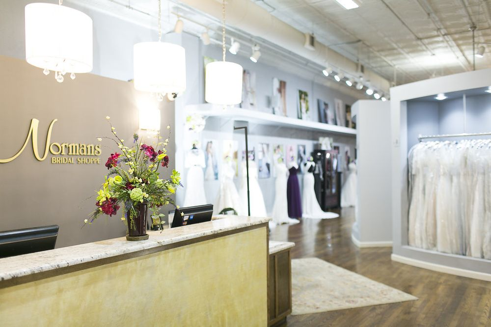 Norman's Bridal: 317 S Ave, Springfield, MO