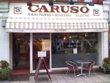 Caruso Restaurant: 70 Boundary Road, Hove, BNH