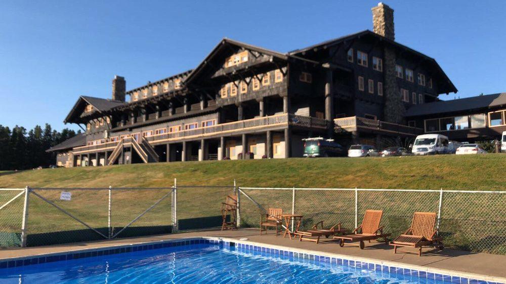 Glacier Park Lodge: 499 MT-49, East Glacier Park, MT