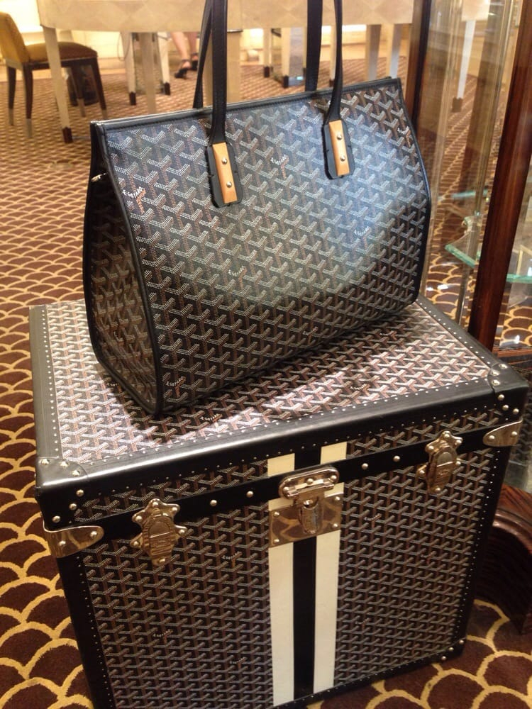 Photo Of Bergdorf Goodman New York Ny United States Nice Goyard Bags