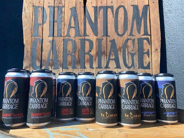 Phantom Carriage Brewery: 18525 S Main St, Carson, CA