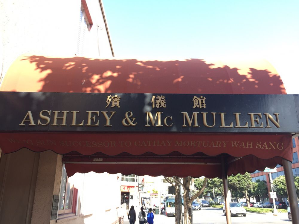 Ashley & McMullen-Wing Sun - 21 Reviews - Funeral Services