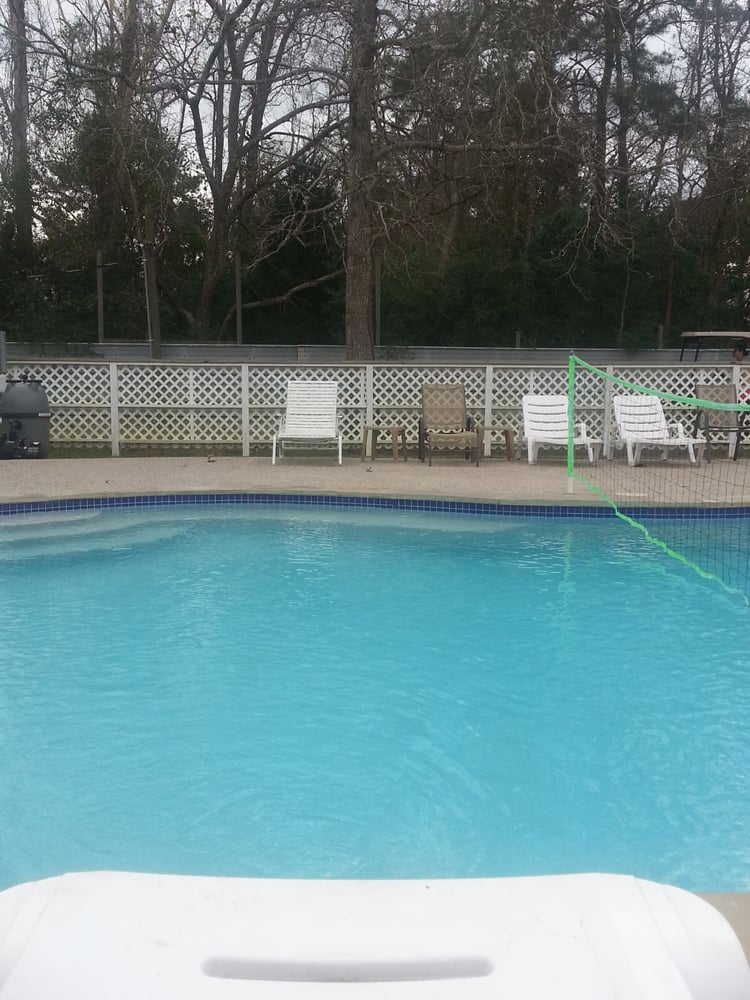Photo Of Emerald Lake Naturist Resort Porter Tx United States Outdoor Pool
