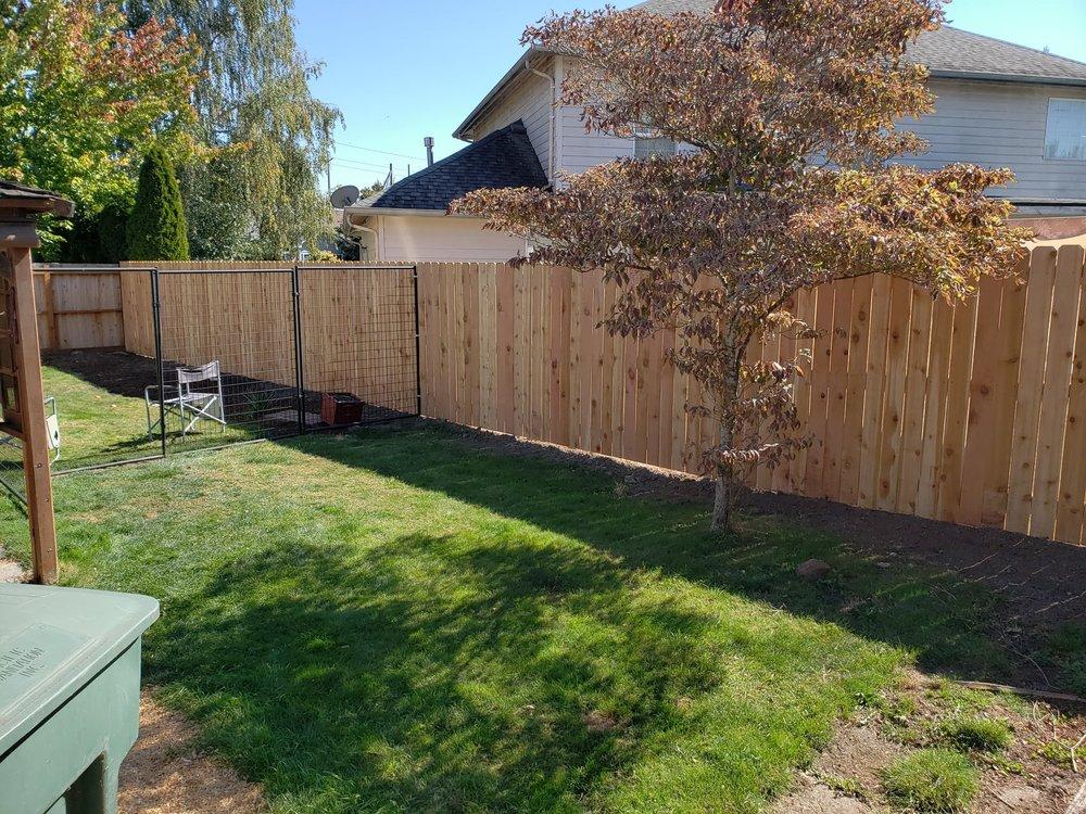 Jimco Fence: 9493 Porter Rd SE, Aumsville, OR