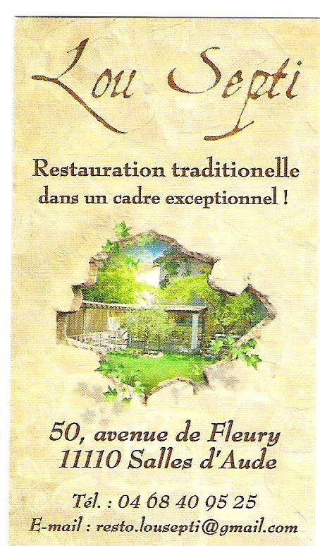 Narbonne Version 3 1: 50 Avenue De Fleury, Salles