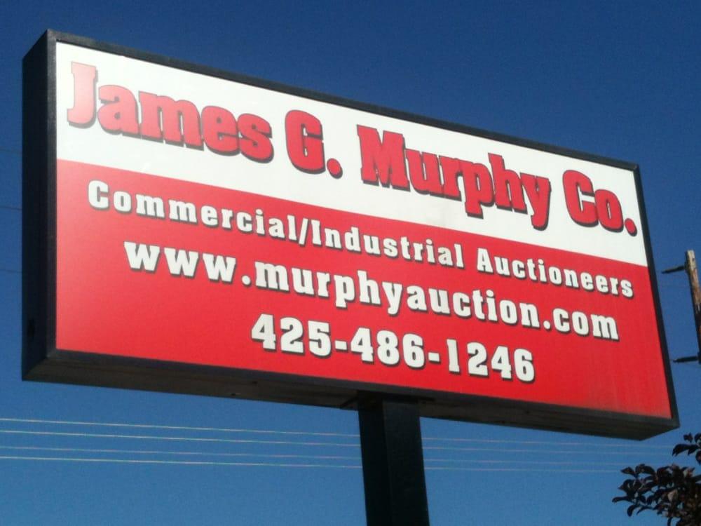 James G Murphy