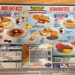 Photo Of Waffle House Fort Walton Beach Fl United States Breakfast Menu