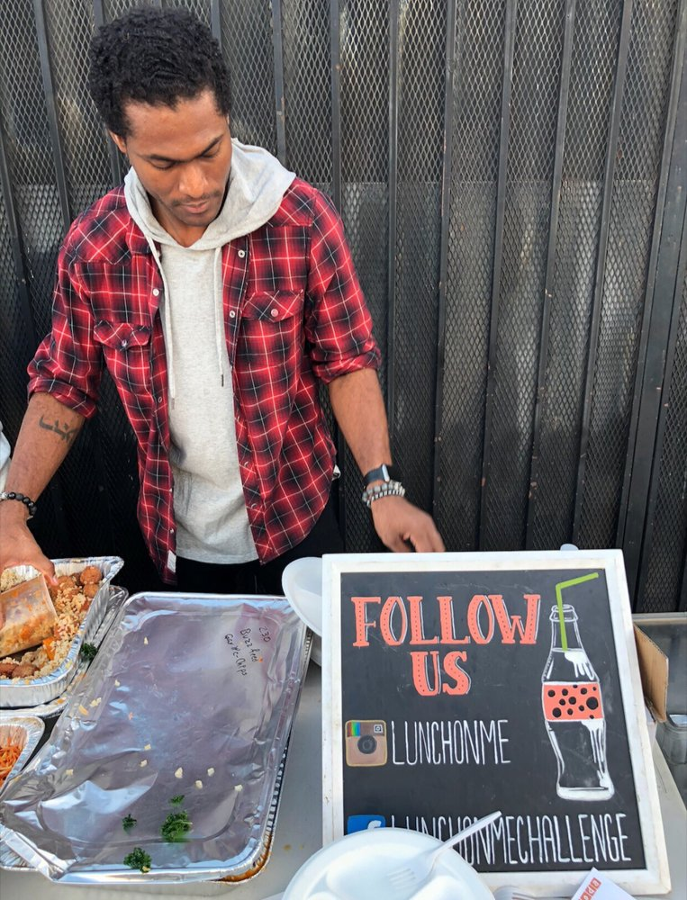 Lunch On Me: Los Angeles, CA