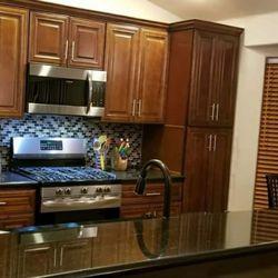 Photo Of Lopez Lopez LV Kitchens   Henderson, NV, United States. Walnut  Maple