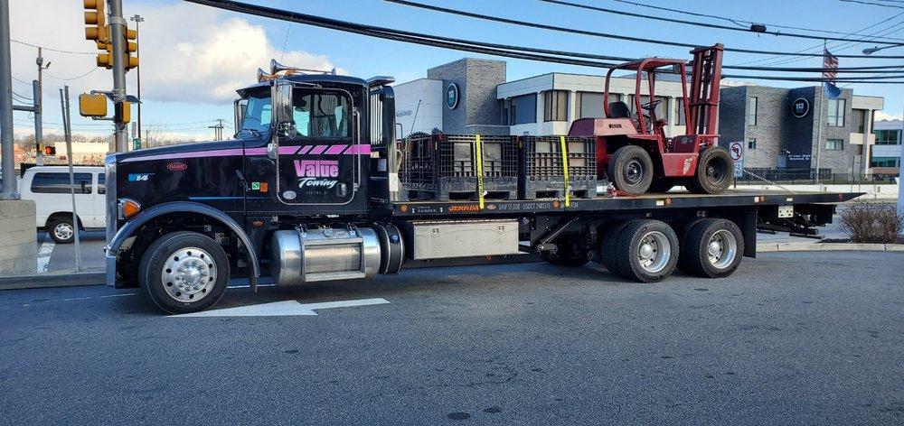 Towing business in Finderne, NJ