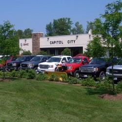 Capitol City Gmc >> Capitol City Buick Gmc Car Servicing 1162 Us Route 2