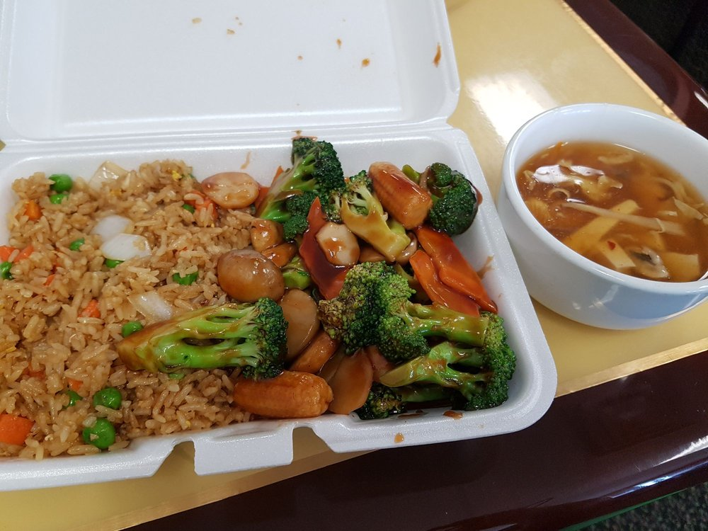 Chinese Buffet: 909 Commerce Dr S, Ligonier, IN