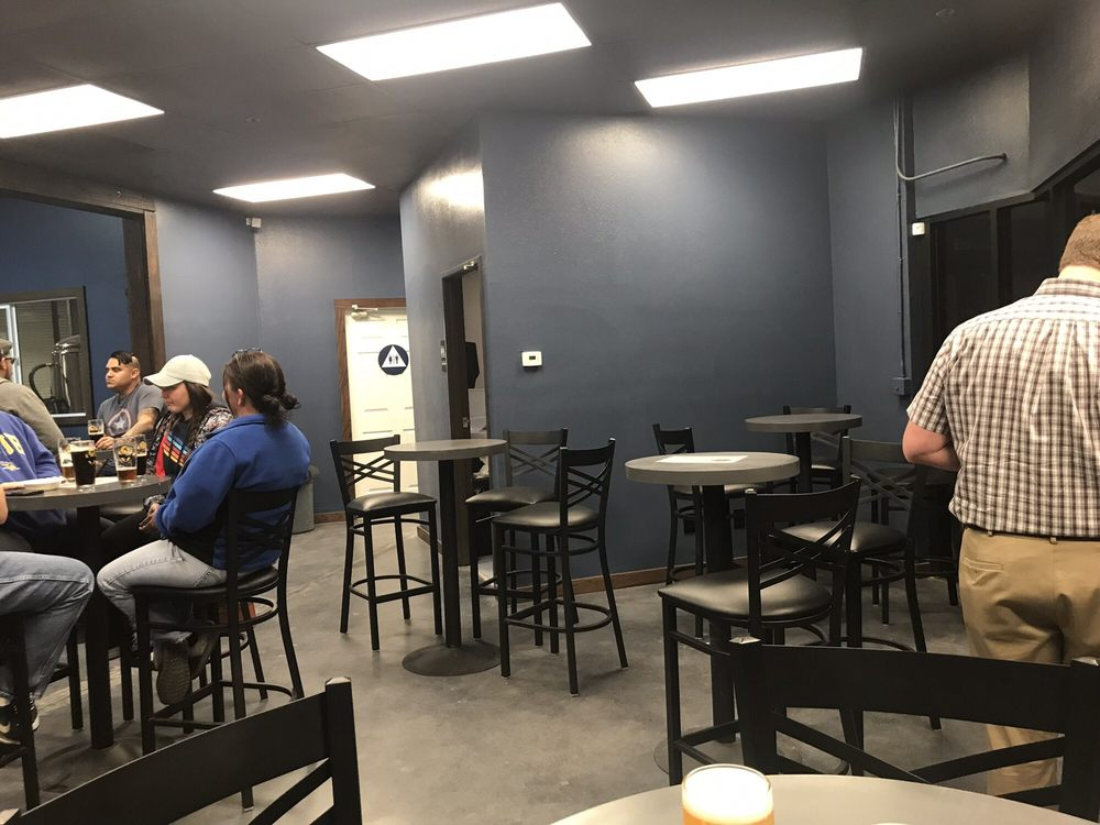 Photo of Crusader Brewing - Bakersfield, CA, United States. Seating area