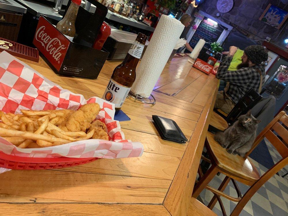 CJ's Grille: 47 Depot St, Bryson City, NC