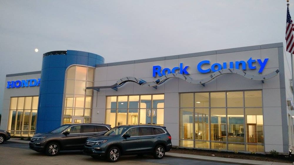 rock county honda 13 photos car dealers 3636 e