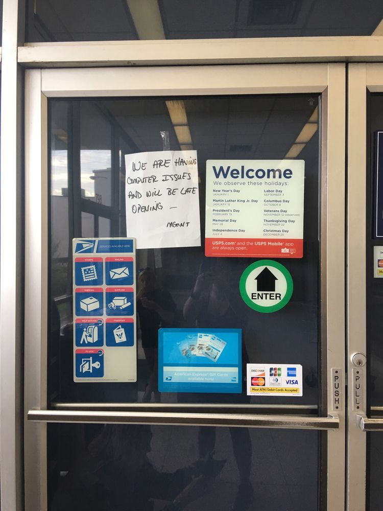 US Postal Service: 798 Berry Rd, Nashville, TN