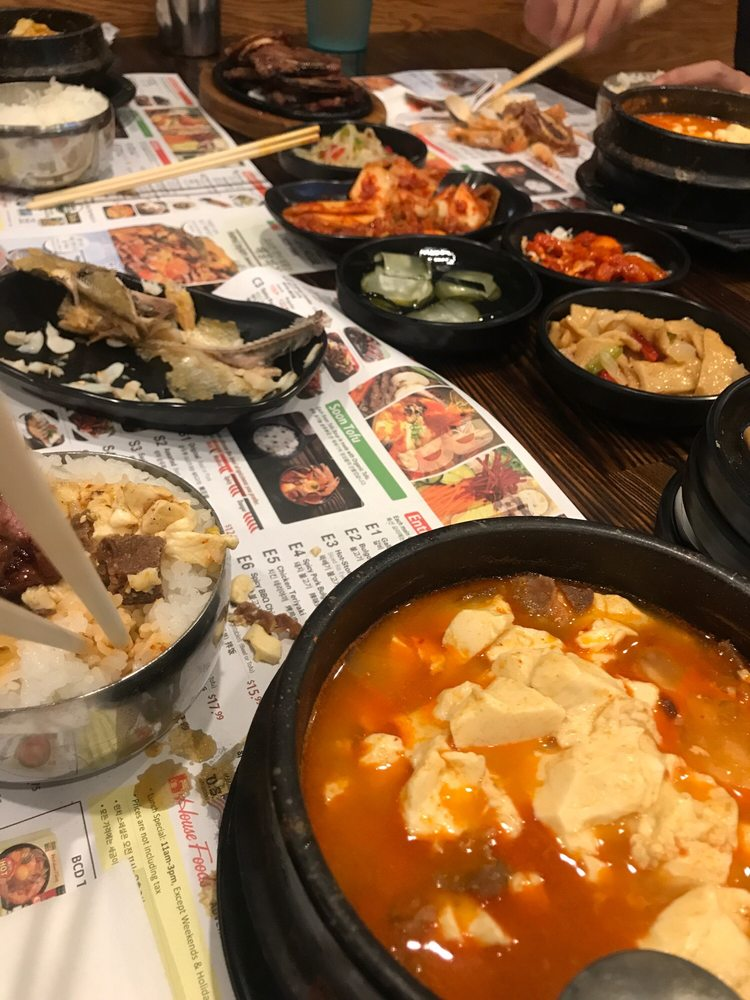 BCD Tofu House: 1731 Fullerton Rd, Rowland Heights, CA