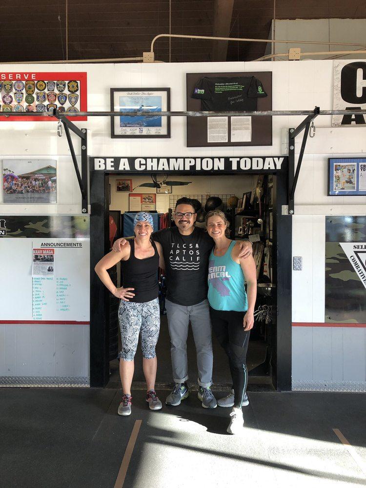 CrossFit Amundson Santa Cruz