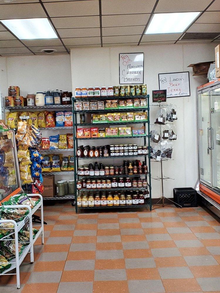 Langen Meats: 215 E Pearl St, Batesville, IN