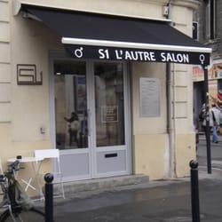 S1 l autre salon coiffeurs salons de coiffure 1 rue for L autre salon de the bordeaux