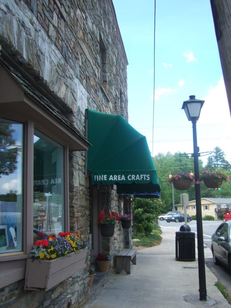 Main Street Gallery: 960 Main St, Blowing Rock, NC